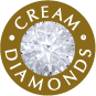 Cream Diamonds